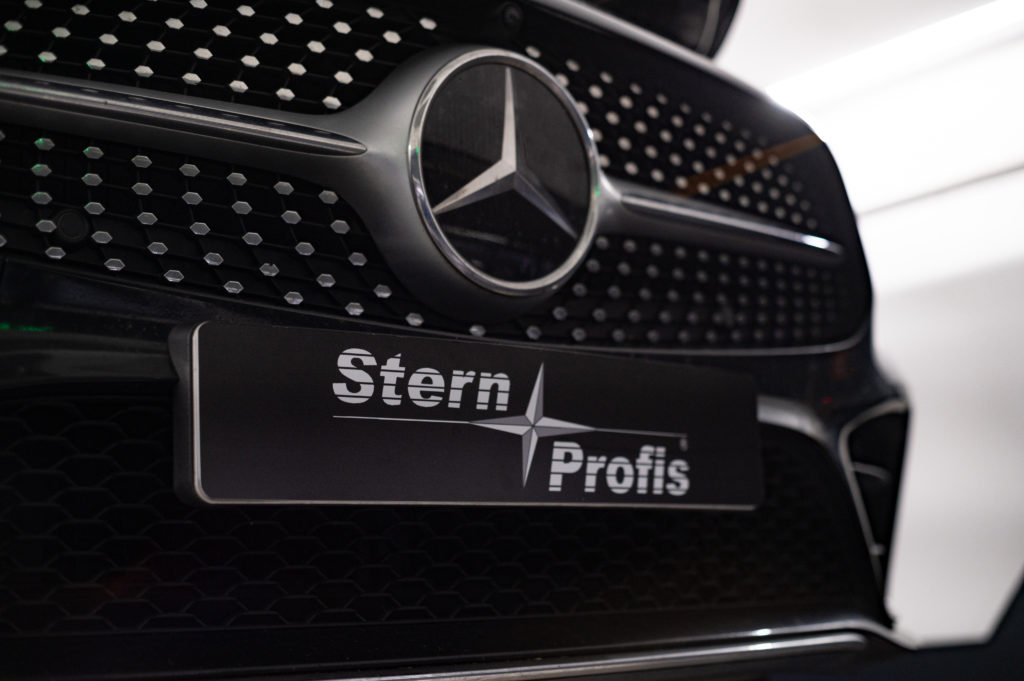 Stern Profis Mercedes Logo